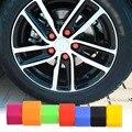 20 unids Nueva Universal de Silicona Hexagonsal Car Wheel Lug Nut 21mm perno de La Cubierta Protectora Antioxidante Neumático Válvula Tapón de Rosca La Tuerca Del Perno llantas