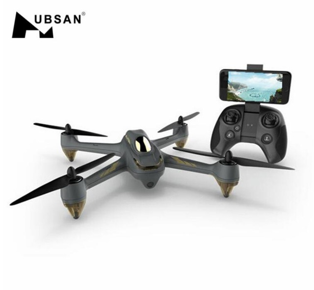 Hubsan H501M X4 Waypoint WiFi FPV Brushless GPS With 720P HD Camera RC Drone Racing Quadcopter RTF VS H501S RC Toys
