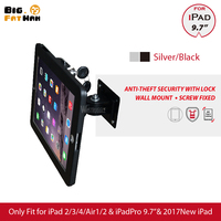 For IPad Wall Mounting For IPad Tablet Display Stand Holder Brace Wall Mount Holder For