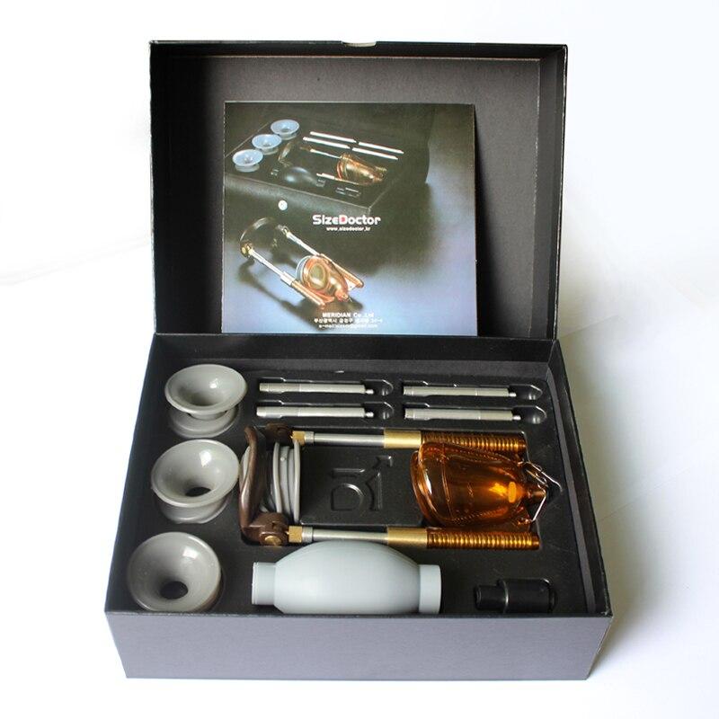 Sizedoctor Proextender Pro Extender penis Mehr Extender vakuumpumpe Größe Arzt Penisvergrößerung BAHRE System Kit