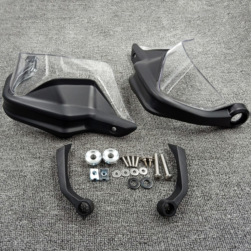 F750GS F850GS R1250GS Hand Guard Extensions Brake Clutch Levers Protector Handguard Shield for BMW 2018- R1250GS F750GS F850GS (8)