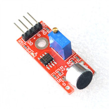 High Sensitivity Sound Microphone Sensor Detection Module For Arduino AVR PIC KY-037