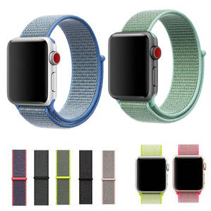 dalan Nylon Replacement strap Sport Loop for iWatch
