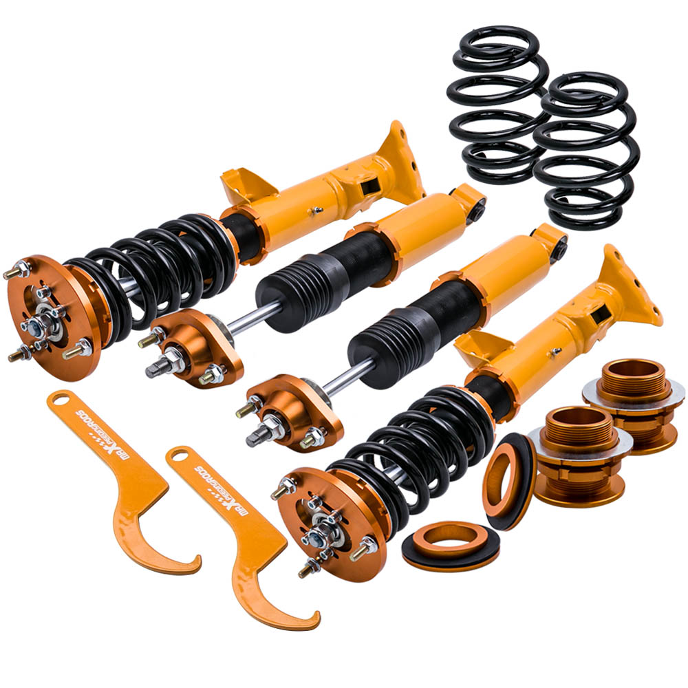 Full Coilover Suspension Kit for BMW 3 Series E36 M3 318i, 318is, 318ic, 323i, 325i, 325is, 325ic, 328i, 1992-1997 Coil Spring сабельная пила bosch gsa 18 v li c аккум 3050ход мин