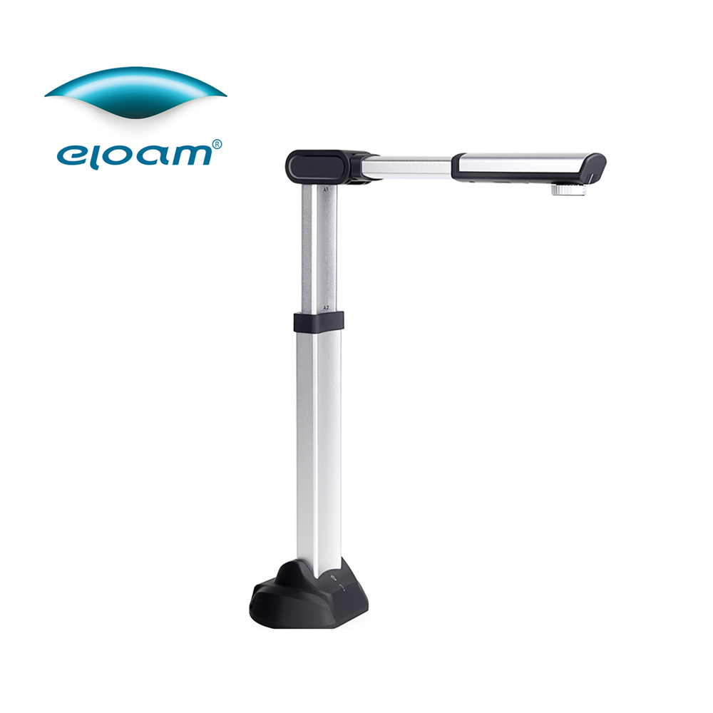 eloam S1800A2AF 15.0 MP Document Camera Scanner Auto focus USB 3.0 portable A2 large format HD CMOS OCR PDF document scanner 8 0 mega pixel a4 large format 24 bit usb 2 0 360 degree wide angle lens led ocr timing shoot fast copy