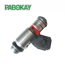 4pcs x Free Shipping Fuel injector nozzle for FIAT Palio Weekend Siena 1.0 16V Iwp101 50102302 цена