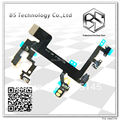 100% Original Volume Power Flex Cable para el iPhone 5S venta al por mayor envío gratuito