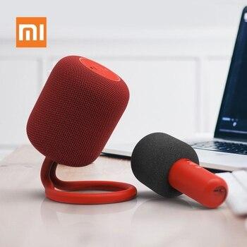 Xiaomi ULlife IK8 Wireless Bluetooth Speakers Recorder Portable KTV Handheld Microphone Karaoke Speaker Box Sound Loudspeaker 1