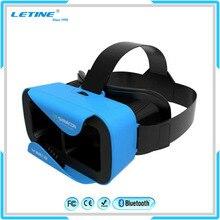 ที่มีคุณภาพสูงG Oogleกระดาษแข็ง2.0 VR Shineconบลูทูธความจริงเสมือน3Dกล่องชุดหูฟังโทรศัพท์หนังDVD Shineconแว่นตา