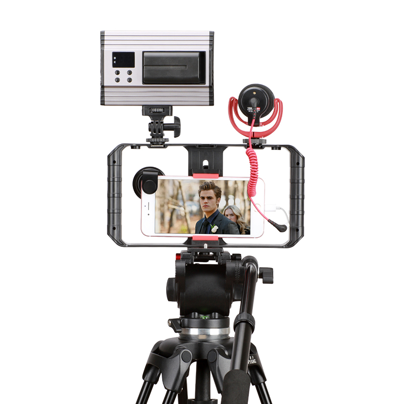 Smartphone Video Rig Stabilizer 38