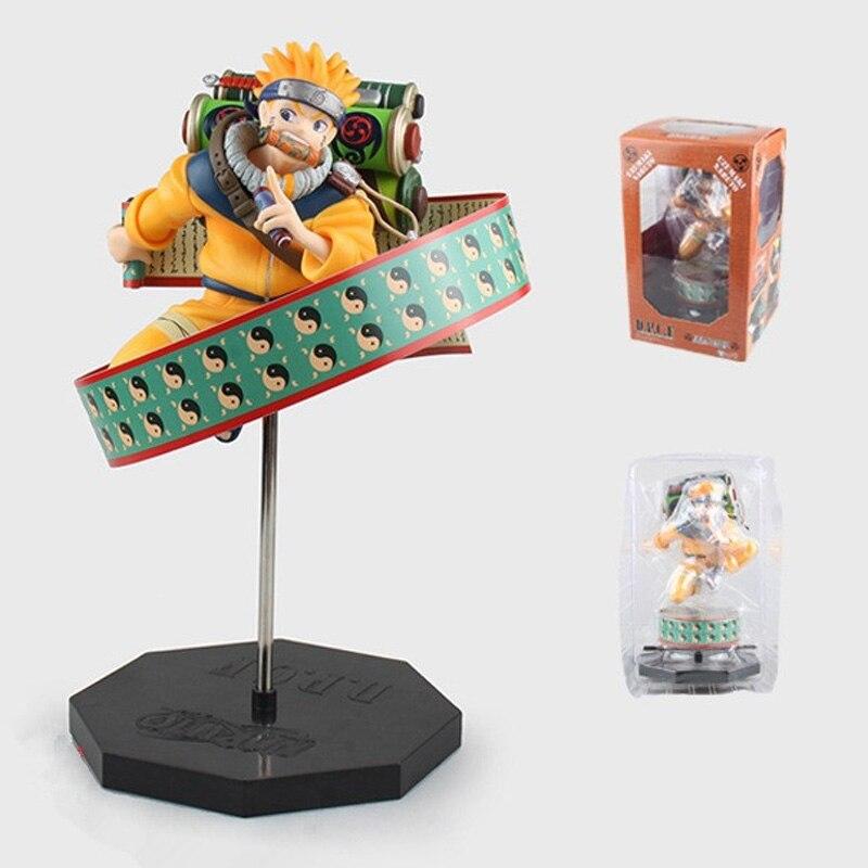 ФОТО anime uzumaki naruto pvc action figure toy 23cm naruto collection model toyaruto collection model toy figurine naruto