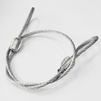 Diameter 1cm long 1m stainless steel rope for auto body frame machine tools