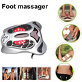 Free Ship Foot Reflexology Massager Antistress Muscle Therapy Machine Electromagnetic Wave Pulse Circulation Masaage Health Care
