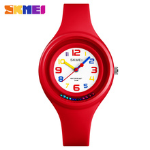 2019 SKMEI Fashion Casual Children Watches 50M Waterproof Quartz Wristwatches Je