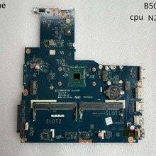 ziwb0/B1/E0 LA-b102p материнская плата lenovo ноутбук для B50-30 портативный(для Intel cpu протестированный n2840