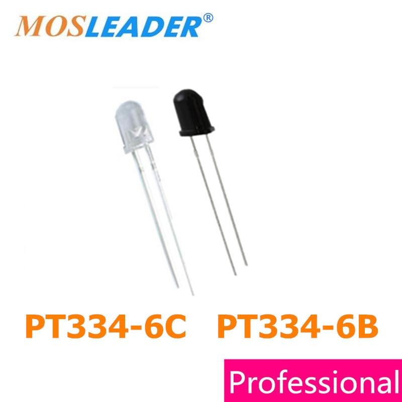 Mosleader DIP PT334-6C PT334-6B 1000PCS PT334 5mm High qualityMosleader DIP PT334-6C PT334-6B 1000PCS PT334 5mm High quality