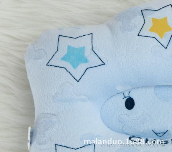 02f410ebcceb9 ... bébé de dormir, aider Bao BaozhenUnUne belle tête ronde,Peut également  protéger la croissance de la tête du bébé n'est pas limité, Super doux, ...