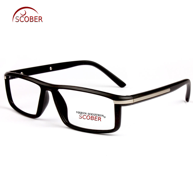 d5f6337de0 SCOBER   Hand Made Frame Full-rim reading glasses Black Clear Young Artist  Retro Eyeglasses Spectacles +0.75 +1 +1.25 to +4