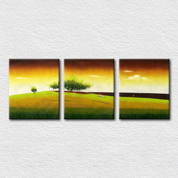 Popular multi panel canvas wall art decorative wall painting canvas ...