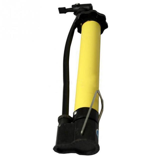 Mini bomba de aire de neumático de bicicleta portátil a prueba de deslizamiento, bomba de aire Manual, accesorios portátiles para ciclismo al aire libre