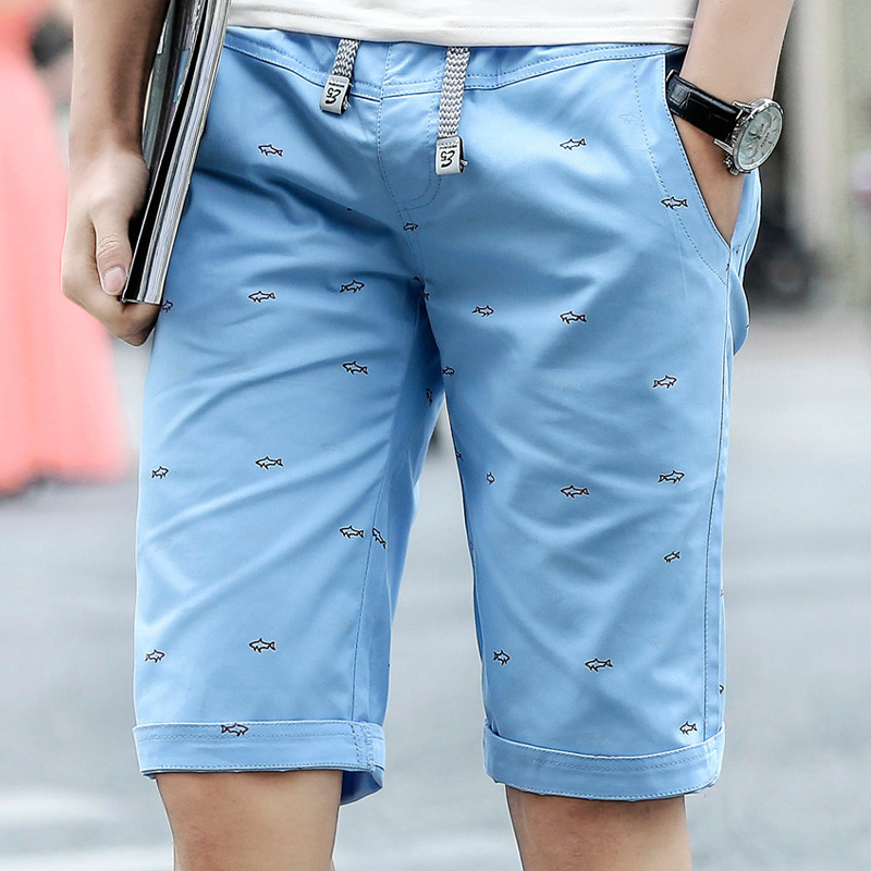 Summer Cotton Shorts Men Fashion Brand Boardshorts Breathable Male Casual Shorts Comfortable 4XL Mens Short Bermuda Beach