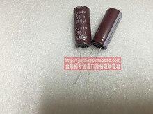 30 ШТ. Электролитический конденсатор 50V680UF 13X30 KZM долгой жизни NIPPON браун 105 градусов бесплатная доставка