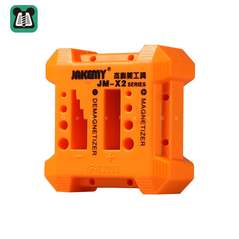 JM-X2 Magnetizer Demagnetizer Accessories Magnetizing Metal Tools For Screws Hex Wrench