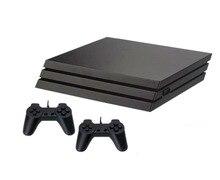 8 Bit oyun İstasyonu 4 GS4 PRO TV oyun oyuncu Video oyunu konsolu dahili 200 oyunları destek ekstra kartuşu