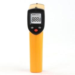 Handheld Digital LCD Nicht-Kontaktieren Temperatur Gun GM320 Laser IR Infrarot Thermometer Punkt-50 ~ 380 Grad