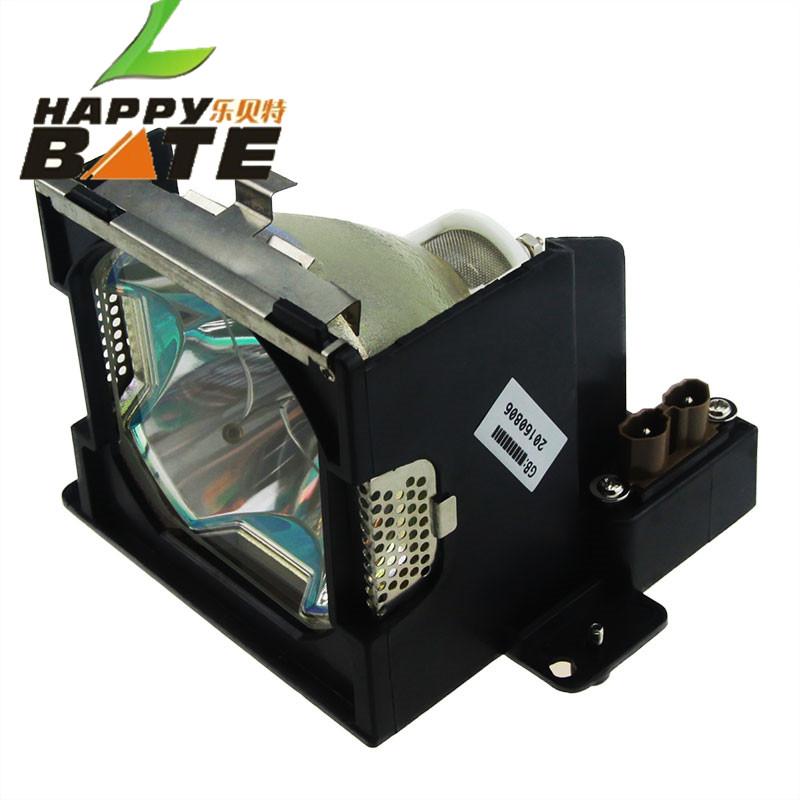 HAPPYBATE POA-LMP47 High Quality Replacement Compatible Lamp with Housing for PLC-XP41L PLC-XP46 PLC-XP46L Projectors compatible projector lamp for sanyo poa lmp47 610 297 3891 plc xp41 plc xp41l plc xp46 plc xp46l plc xp4600
