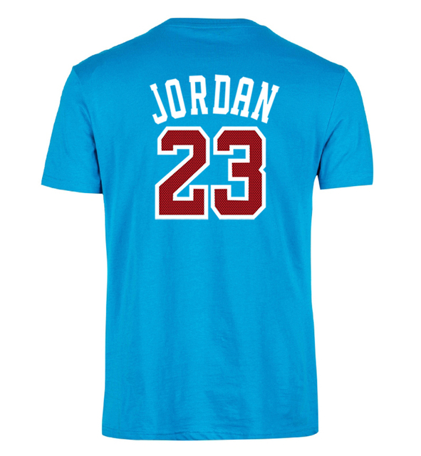 Online Shop 2016 fashion brand jordan 23 basketball streetwear t ...
