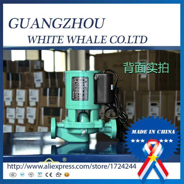 220v50hz 300L/MIN 17 m pompe de circulation de refroidissement de climatisation