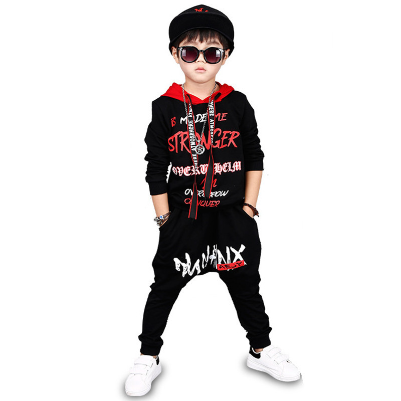 Autumn Boy Set T Shirt + Pant Roupas Infantis Menina Hooded Baby Tracksuit Children Clothing Casual Suit Kids Boys Clothes hot 0 4y toddler baby boy girl clothes long sleeve hooded t shirt tops and striped pant 2pcs outfit kids clothing set tracksuit