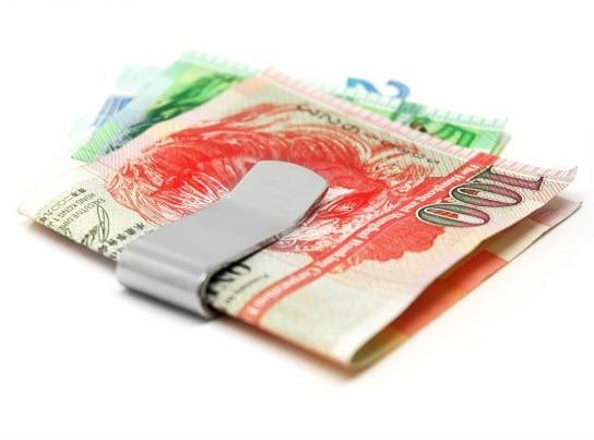 dinheiro titular grampo do dinheiro Altura do Item : 1.2cm