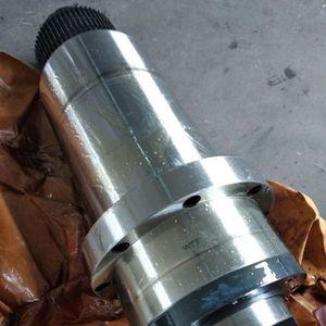 Image 5 - Шпиндельный шкив с ЧПУ bt40, синхронный шкив для фрезерного станка с ЧПУ, лепестковый зажим ATC + пружина диска + Тяговая планка для воздушного охлаждения