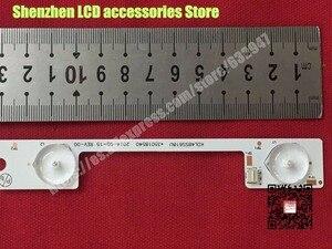 Image 2 - 50piece/lot FOR LED backlight bar strip for KONKA KDL48JT618A 35018539 6 LEDS(6V) 442mm 100%NEW