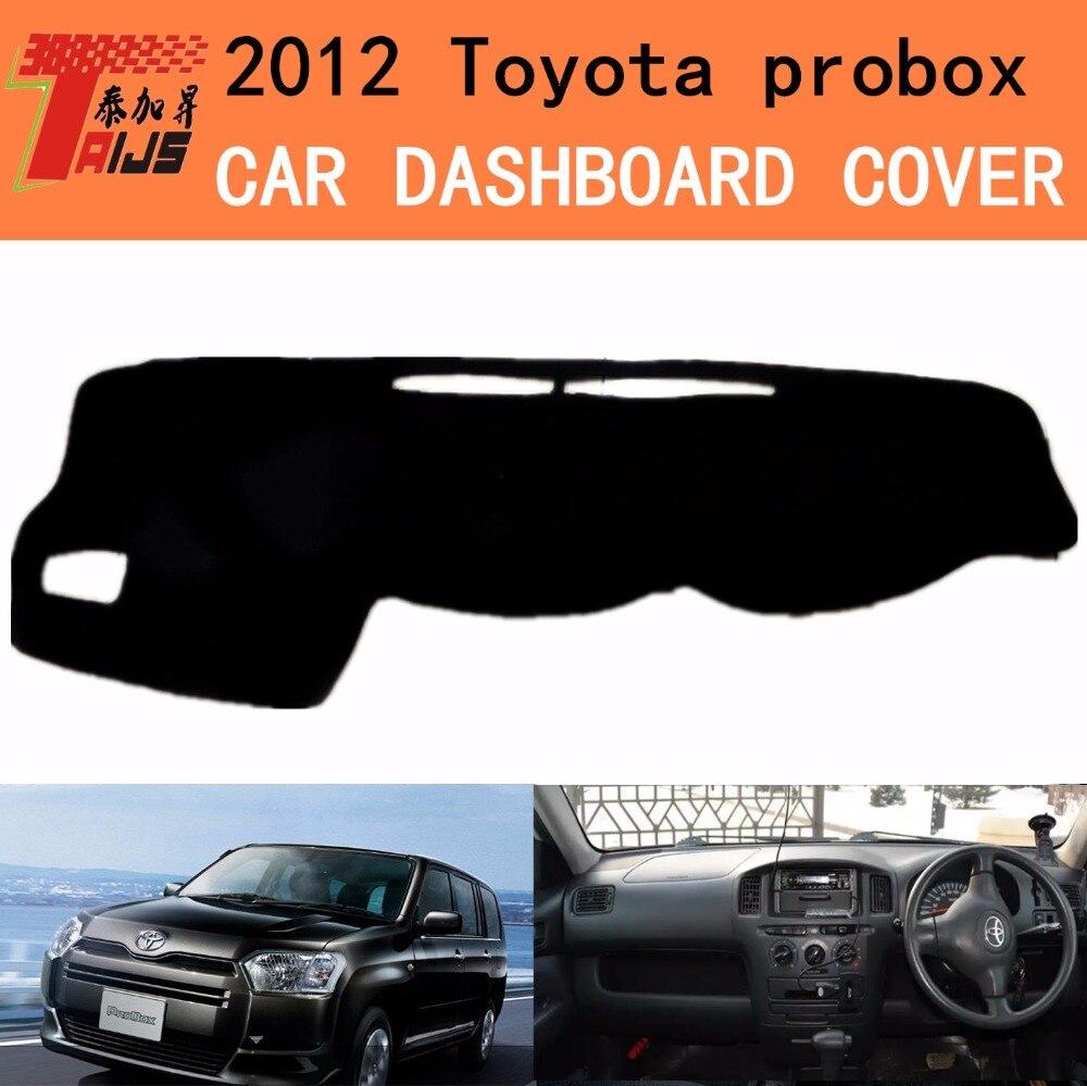 TAIJS Car Dashboard Mat Cover For Toyota Probox Right Hand