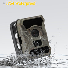 New 12MP HD Digital Hunting Camera Wildlife Scouting Trail Game 940nm IR LED Video Recorder 100degree Wide Angle Lens