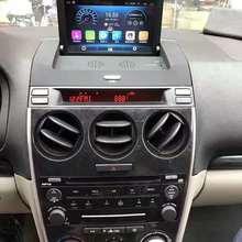Android 8 Автомобильный dvd-плеер gps навигационная система для Mazda 6 2002 2003 2004 2005 2006 2007 2008 Автомагнитола Автомобильный мультимедийный седан