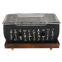 Korean Japanese Style Portable Food Carbon Furnace Barbecue Stove Cooking Oven Alcohol Grill Household BBQ Grills