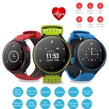 XR02 Спорт IP68 Водонепроницаемый SmartBand Bluetooth Smart часы Поддержка монитор сердечного ритма шагомер SmartWatch для iPhone Android