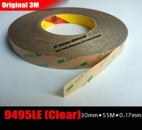 30mm 55M 0 17mm 3M Hi Strength Double Sided Adhesive Tape 300LSE For High Temperature