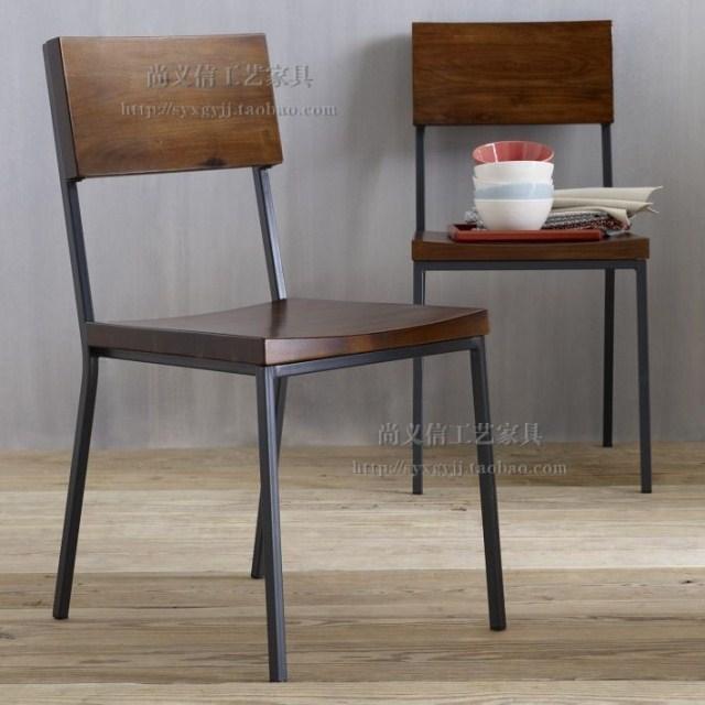 american vintage legno bar sedie soggiorno sedie low back a fare il ...