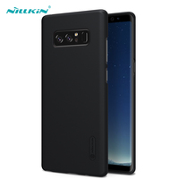 NILLKIN New Frosted Hard Case for Samsung Note 8 Matte PC Plastic Back Cover Phone Bag Case Ultra thin Protector Shield