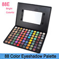 2016 Maquiagem Eyeshadow Palette 88 New Full Color Natural Matte Warm Color Glitter Eyeshadow Makeup Maquillaje Paleta De Sombra