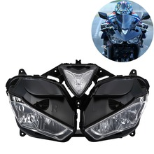 Motorcycle Front HeadLight Assembly Headlamp Lighting For Yamaha YZF R3 R25 2013-2016 2015