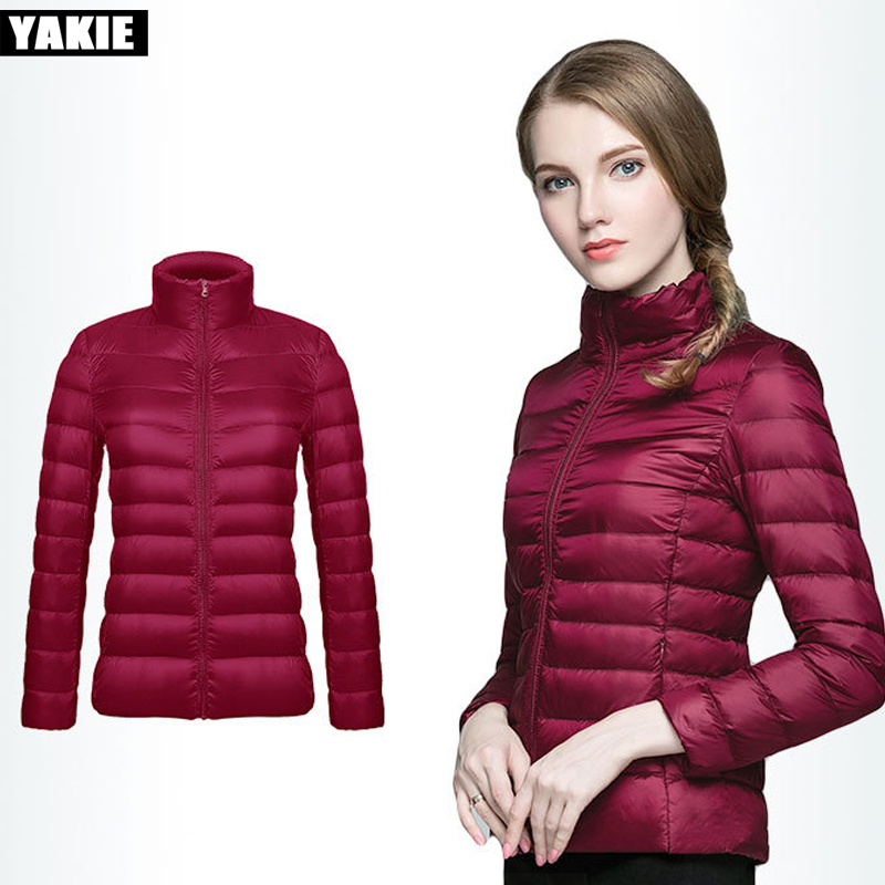 Winter Coat Women Jackets 2016 New Winter Jackets Women 90% down coat Short Slim Thickening Warm Down Jackets Female Outerwear