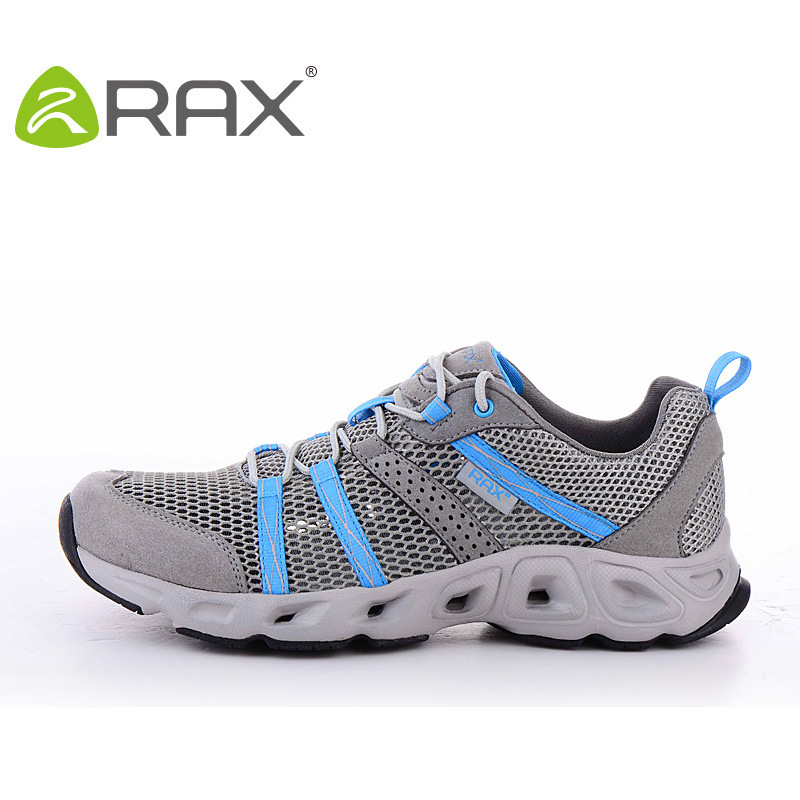 RAX 2016 New Lightweight Outdoor Hiking Shoes For Men and Women Breathable Sneakers Man Walking Trekking Shoes Men Zapatos