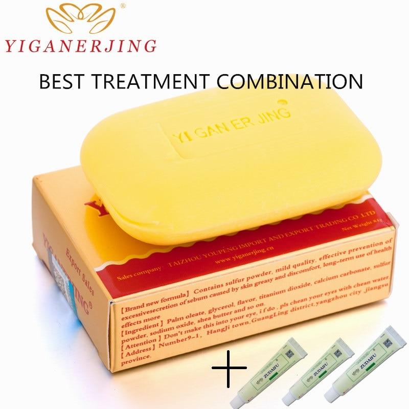 yiganerjing Sulfur Soap ZUDAIFU Original Cream Skin