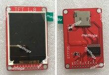 1.8 inch 10 P SPI TFT LCD Màn Hình Module đối UNO Mega256 C51 STM32 ST7735S Ổ IC 128 (RGB) * 160